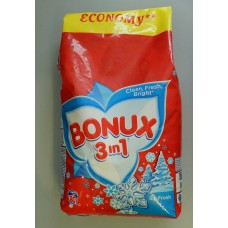 Прах BONUX 3 in 1- 8 кг.