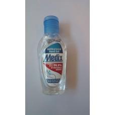 Дезинфекциращ препарат за ръце Medix гел - 60мл