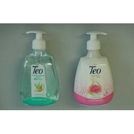 Течен сапун ТЕО 400 мл. с помпа